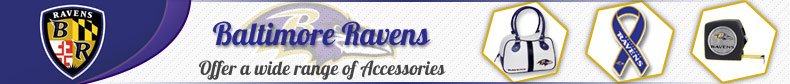 Shop NFL Baltimore Ravens  Accessories Merchandise