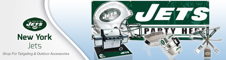 Shop NFL New York Jets Tailgating & Outdoors Merchandise