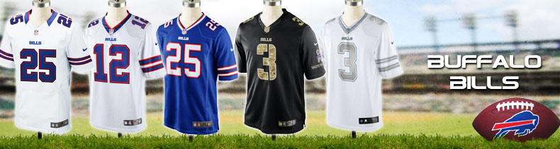Shop NFL Buffalo Bills Jerseys Merchandise