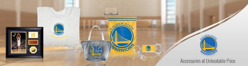 Shop NBA Golden State Warriors Accessories Merchandise