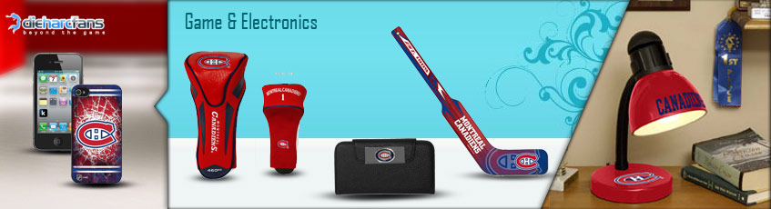 Shop NHL Montreal Canadiens For The Game & Electronics Merchandise